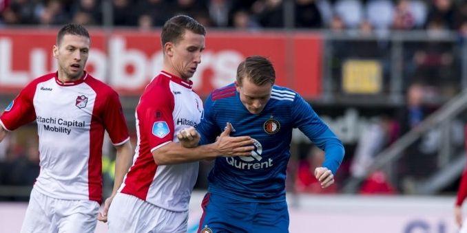 FC Emmen-basisklant gaat niet met spelersbus terug: Ik blijf lekker in Groningen