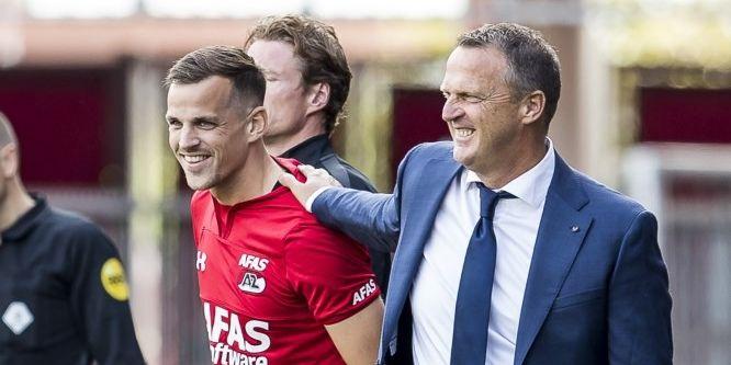 'Ik heb een goede band met Van den Brom, ondanks dat mijn positie klote is'