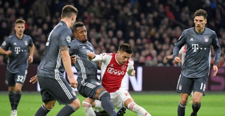 Bizarre avond in Amsterdam: Ajax buigt in extremis na zinderend gevecht