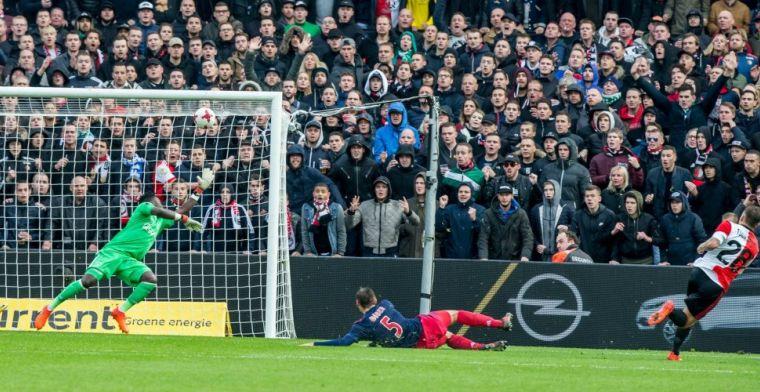 Feyenoord reageert op brief vanuit Ajax-directie: 'Een brief voor de bühne'