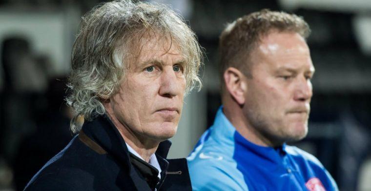 'Verbeek is 'heel serieus' en heeft wel oren naar terugkeer in Eredivisie'
