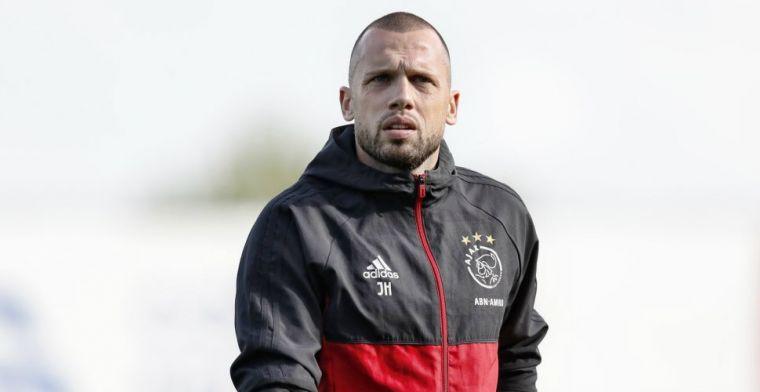 Ajax komt met schrik vrij en kroont zich tot groepswinnaar in Youth League