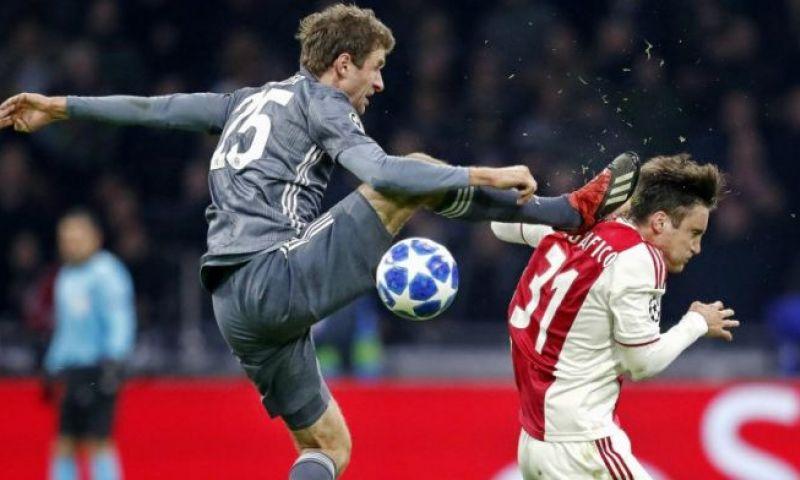 Afbeelding: 'Ajax moet vrezen voor leegloop, ook Newcastle wil shoppen bij Ajacieden'