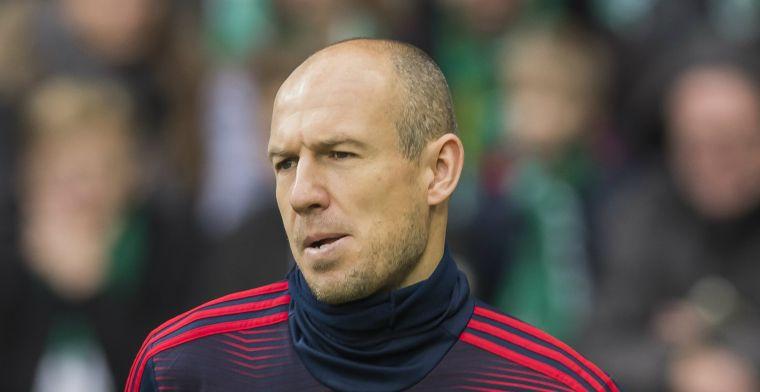 PSV polst Robben over terugkeer: Er is contact geweest