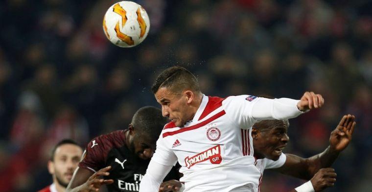 Europa League: blamage voor AC Milan; Keizer en Sporting niet te stuiten