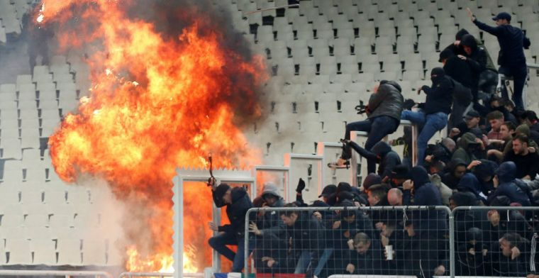 UEFA komt met uitspraak over AEK - Ajax: één duel zonder uitfans dreigt