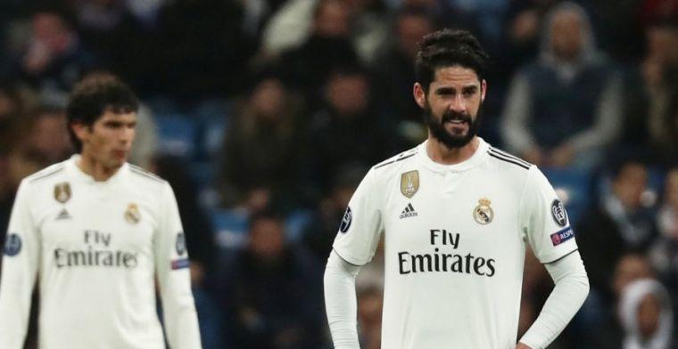 Isco botst met fans tijdens vernedering Real Madrid: 'Wat willen jullie nou?!'
