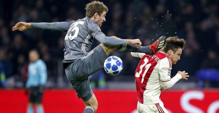 Update: Müller klimt in de pen en verontschuldigt zich bij Tagliafico