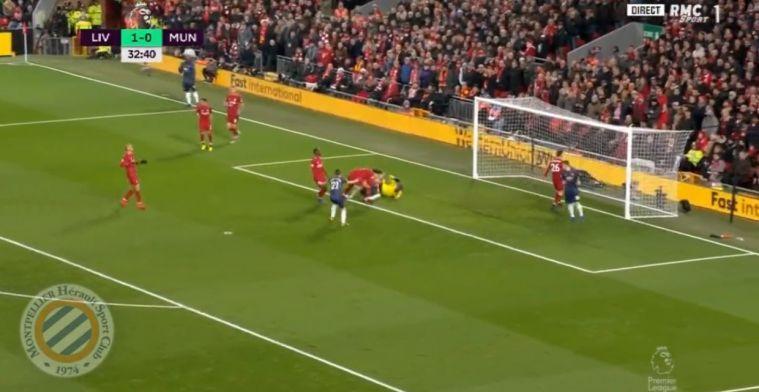Vreugde Liverpool van korte duur: Manchester United profiteert van misser Alisson