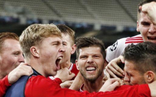 Tevredenheid over Champions League-loting Ajax: 'Real aangeschoten wild'