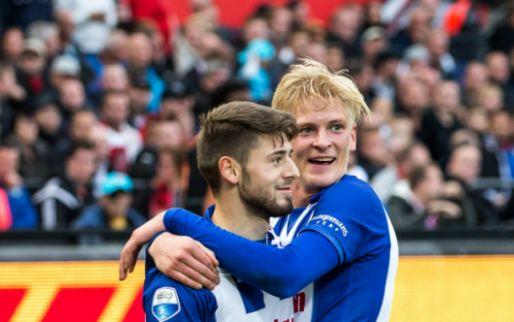 'Transfer lonkt bij Heerenveen: 'serieuze' belangstelling uit Italië'