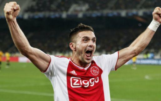 Tadic blij met loting: 'Als kleine jongen naast Ajax al fan van Real Madrid'