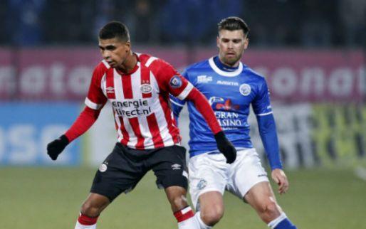 Sparta huurt PSV-middenvelder: 'Van kleins af aan sterk Sparta-gevoel gehad'