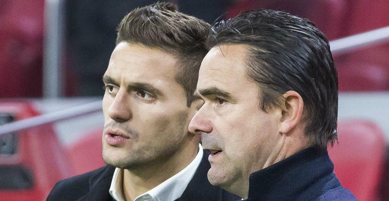 Overmars schudt Barcelona wakker: 'Twee clubs erg dichtbij De Ligt en De Jong'