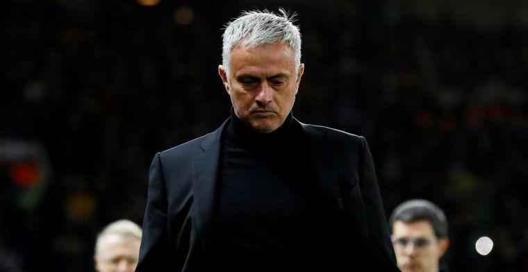 BBC kent details van Mourinho-ontslag: ontevreden groep en