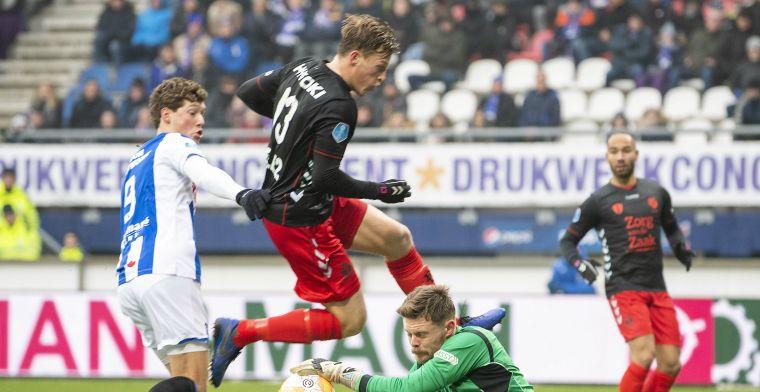 Zomeraankoop van FC Utrecht vaak op de bank: Ja, natuurlijk frustreert dat