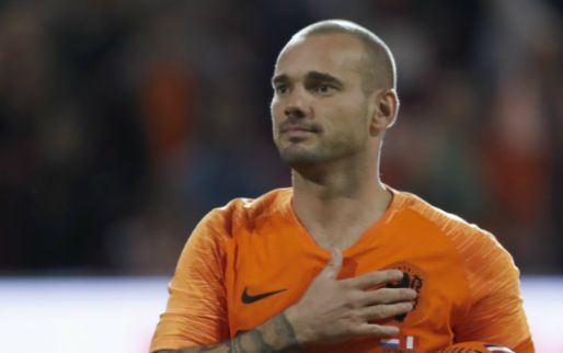 Afbeelding: Sneijder 'ziet terugkeer wel zitten':