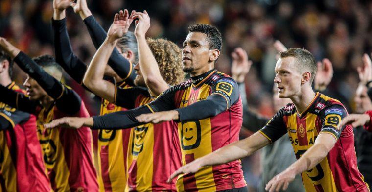 """Vrancken reageert na bekerzege tegen KV Kortrijk: """"Een aangenaam tussendoortje"""""""