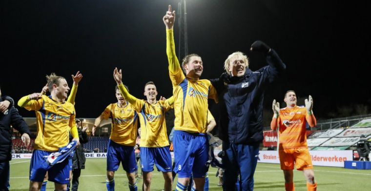 KNVB bevestigt onderzoek naar gokken Odin '59-spelers: 'Naar aanleiding beelden'