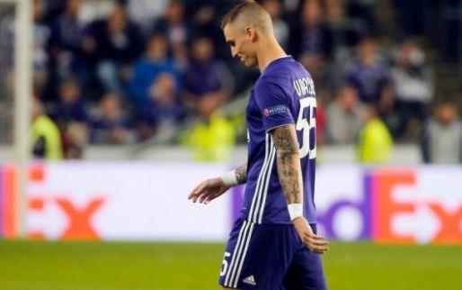 Afbeelding: Kroatische politie weerde Anderlecht-speler uit schrik voor rellen