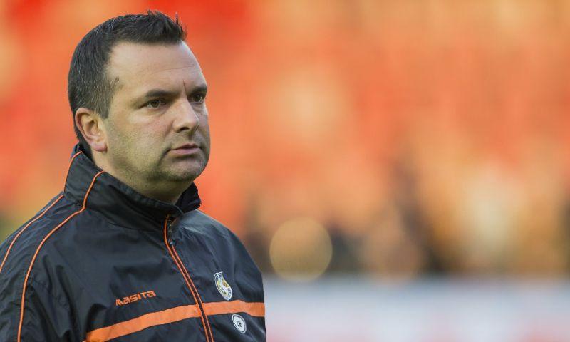 Afbeelding: 'FC Dordrecht vindt nieuwe trainer: Braga na winterstop aan de slag'