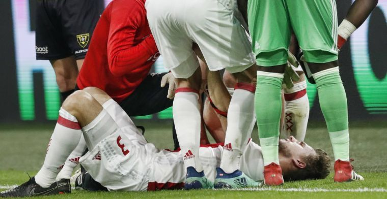 'Moet mijn plekje verdienen bij Ajax, snap dat De Ligt de aanvoerdersband draagt'