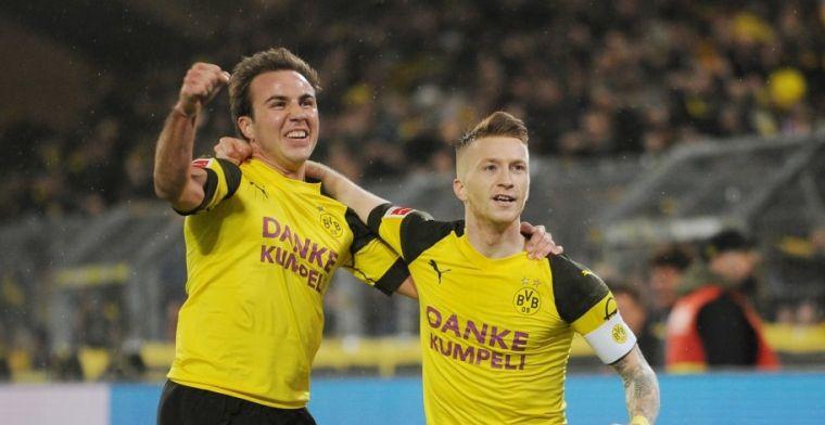 Witsel en Dortmund besluiten jaar in stijl met knappe zege tegen Thorgan Hazard