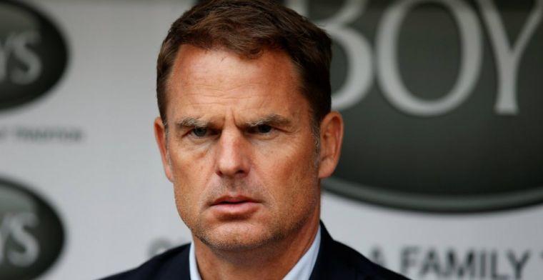 Update: 'De Boer gaat voor vier jaar tekenen, deal wordt dit weekend afgerond'
