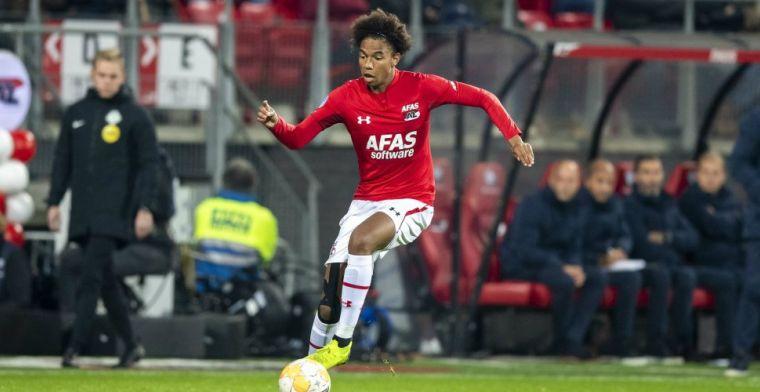 Stengs klaar voor PSV-uit: 'Toevallig vanochtend nog met hem over gehad'