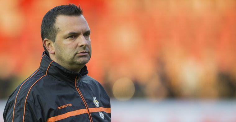 'FC Dordrecht vindt nieuwe trainer: Braga na winterstop aan de slag'