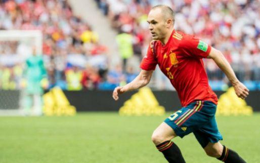 Afbeelding: Iniesta kan als trainer terug naar Barcelona: 'Zie mezelf wel als een coach'