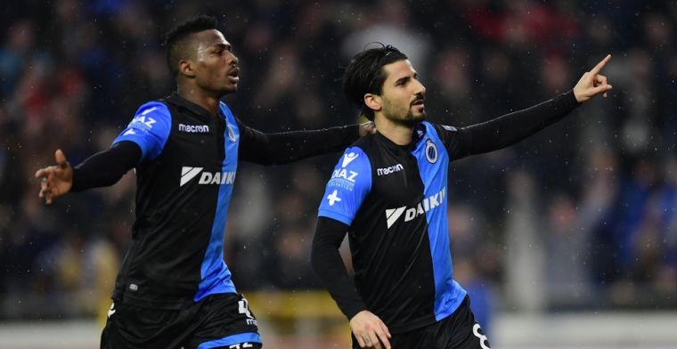 Refaelov haalt ex-trainer onderuit: De zwakste die ik bij Club Brugge heb gehad