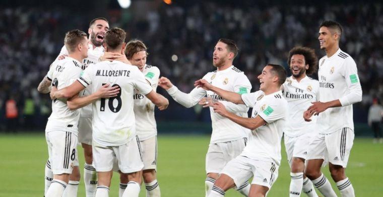 Real Madrid wint weer WK voor clubs: Modric besluit gouden jaar in stijl