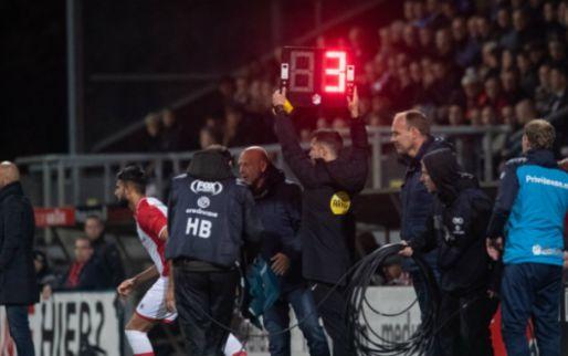 Afbeelding: 'FC Emmen stuurt huurling na negen minuten terug en wil de transfermarkt op'
