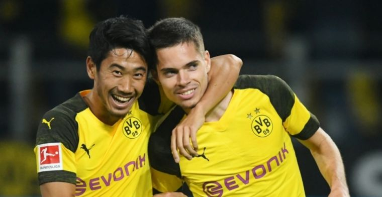 Update: 'Weigl-transfer hangt in de lucht: Dortmund en PSG al in gesprek'