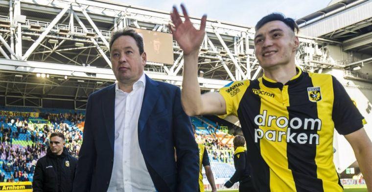 Vitesse geeft duidelijke boodschap aan Zenit: 'Er moet echt een megabod liggen'