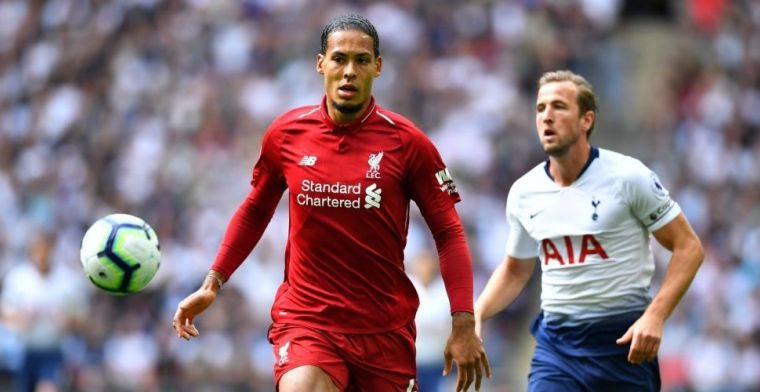 'Er komt niemand in de buurt van Van Dijk in de race voor Player of the Year'