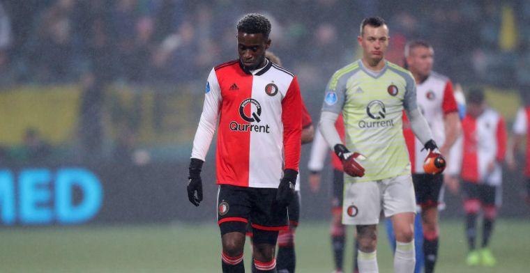 Feyenoord verliest ook punten tegen ADO: 'Het is Feyenoord in een notendop'