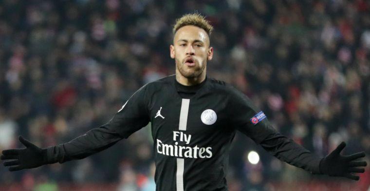 'Neymar heeft heimwee, wil terug naar Barcelona en kan voor 160 miljoen weg'