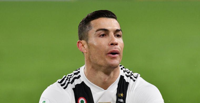 Kerstvoetbal in Italië: Ronaldo redt punt voor Juventus, Simone verslaat Pippo