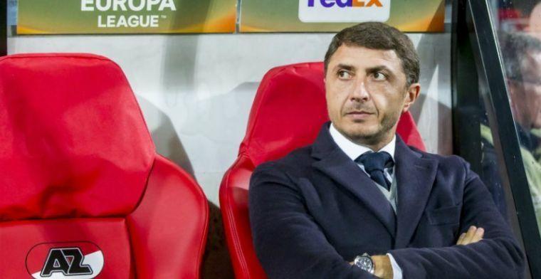 Arveladze sluit terugkeer als trainer niet uit: 'Jullie land zit in mijn hart'