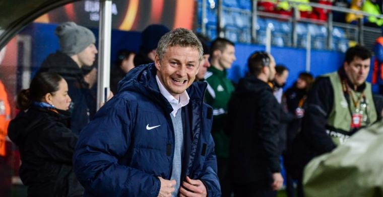Solskjaer heeft boodschap voor United-drietal: 'Pogba heeft het gedaan'