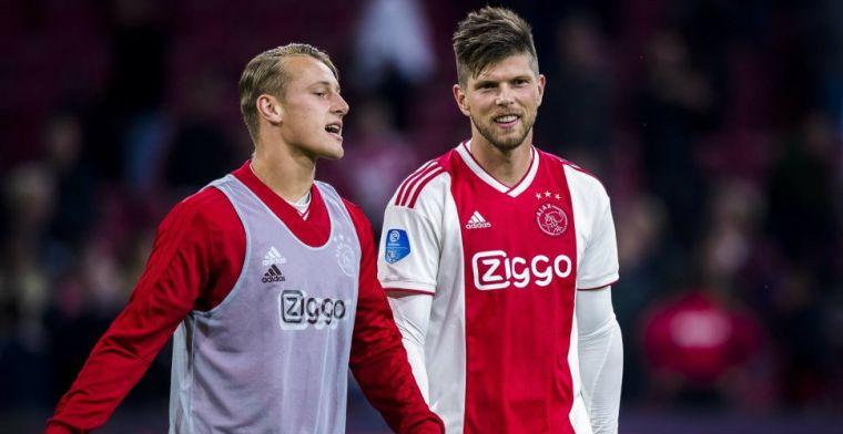 4105adb7f3b 'Ajax werkt mee aan optie tot koop, de kans is niet groot dat Sierhuis. '