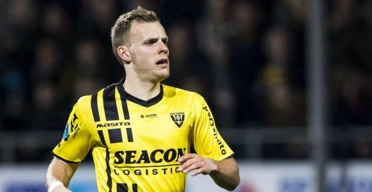 Update: 'VVV haalt Thy niet terug, twee andere clubs zitten op het vinkentouw'