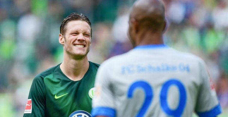 Weghorst ziet Van Gerwen winnen op WK Darts: 'Het is bizar, het is echt supergaaf'