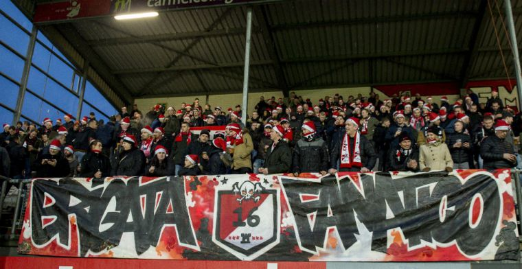 Bezettingsgraad Eredivisie-stadions: promovendus blijft Ajax en PSV voor