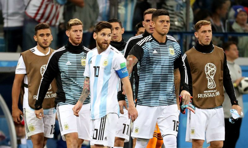 Afbeelding: 'Messi beëindigt ook tweede 'interlandpauze' en keert terug tijdens Copa America'