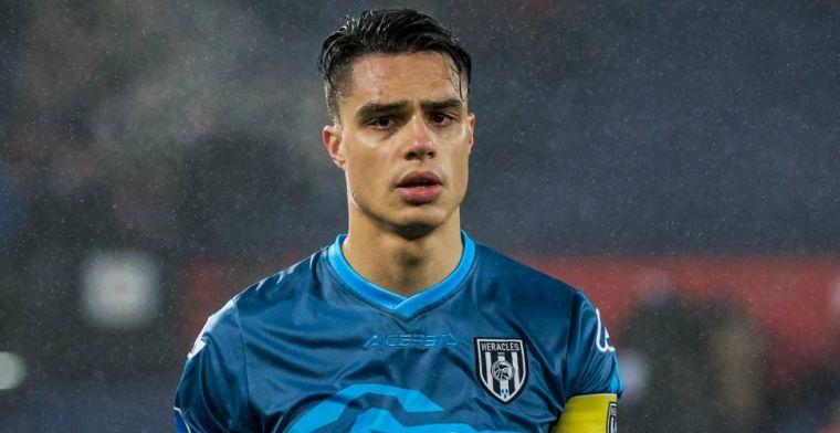 'Het niveau vind ik hoger dan in de Eredivisie, ik heb een stap vooruit gemaakt'