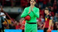 """Afbeelding: Courtois blikt laatste keer terug op match tegen Frankrijk: """"Frustrerend"""""""