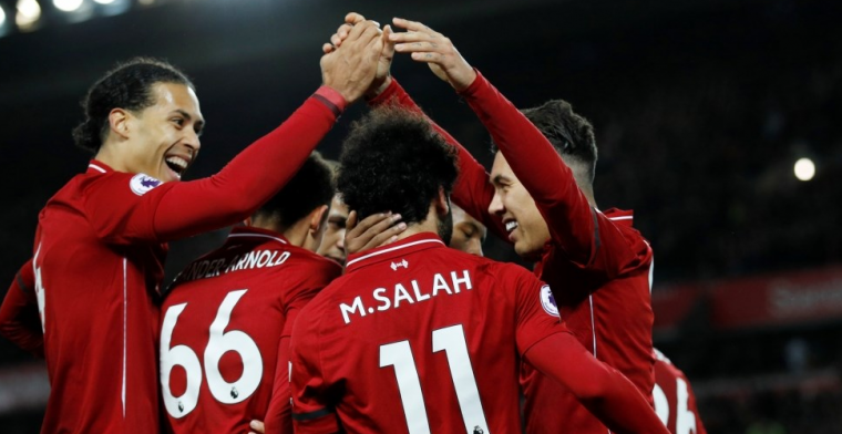 Liverpool gewaarschuwd: 'Bij ernstige blessure Van Dijk of Salah'